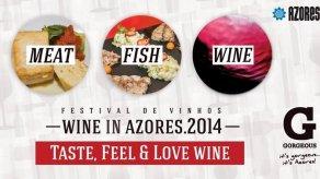 Öffnungs Abendessen in der Wein Fördert Azoren Azoren Küche