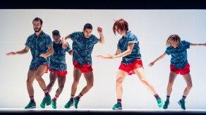 Uníssono - Composição para cinco bailarinos